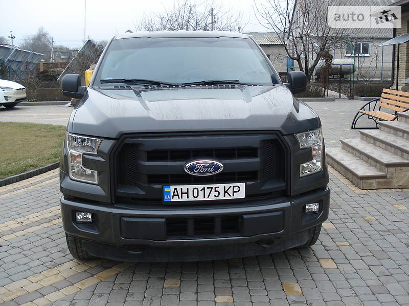 Ford F-150 2016 в Волновахе