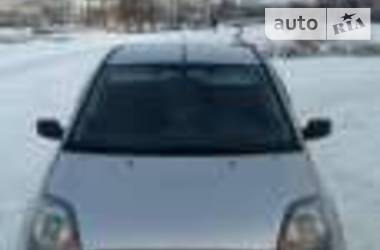 Ford Fiesta 2007 в Сумах