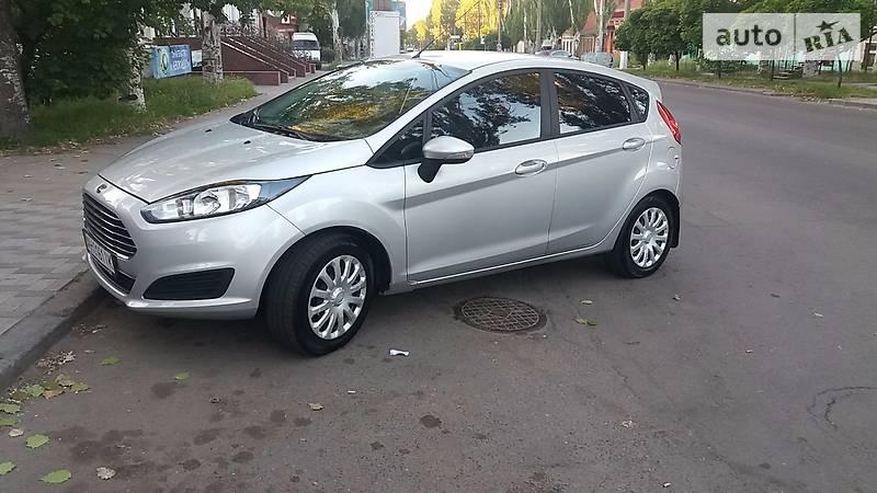 Ford Fiesta 2013 року в Миколаїві