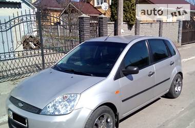 Ford Fiesta 2002 в Ровно