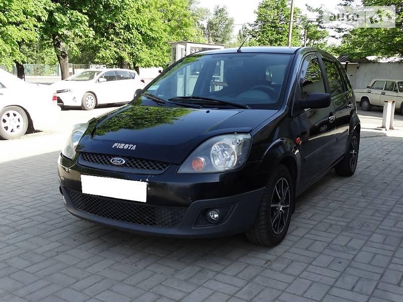 Ford Fiesta 2006 в Днепре