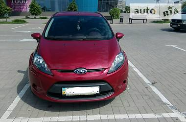 Ford Fiesta 2011 в Донецке