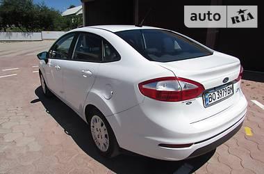 Ford Fiesta 2014 в Тернополе