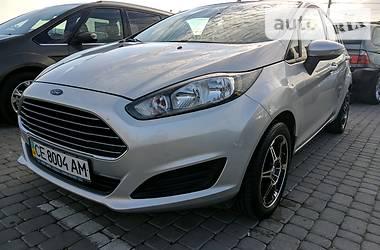 Ford Fiesta 2013 в Черновцах