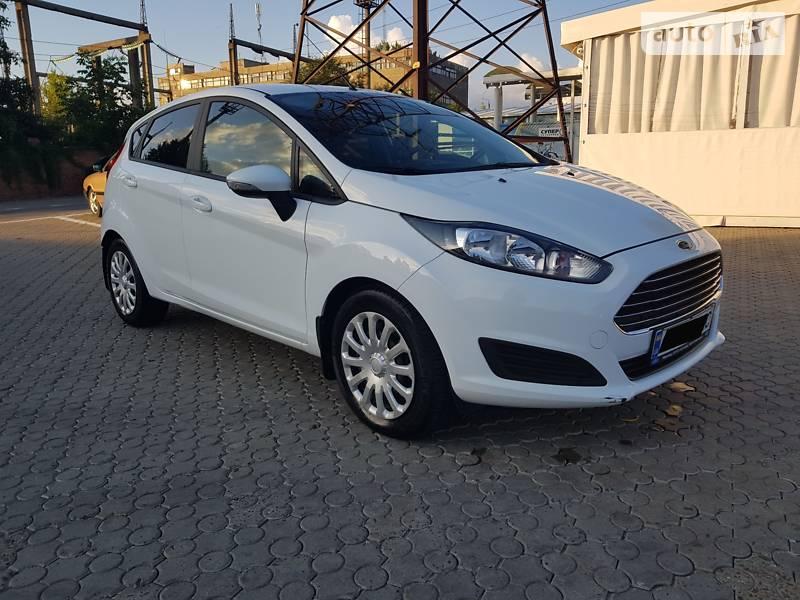 Ford Fiesta Comfort Ecoboost 1.0