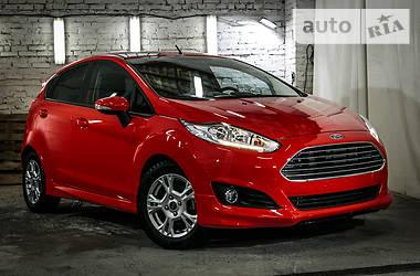 Ford Fiesta ST - Line