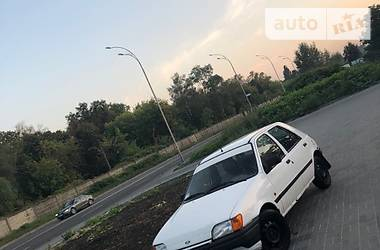 Ford Fiesta 1989 в Киеве