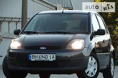 Ford Fiesta 2008 в Одесі