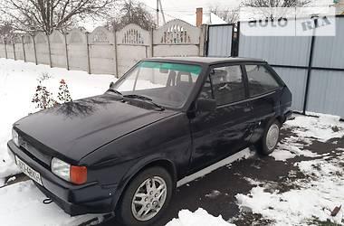 Ford Fiesta 1988 в Кременчуге