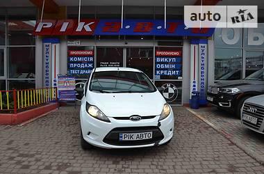 Ford Fiesta 2011 в Львове