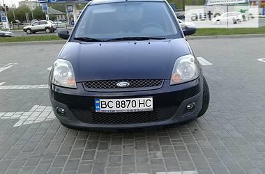 Ford Fiesta 2008 в Львове