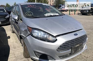 Ford Fiesta 2017 в Львове