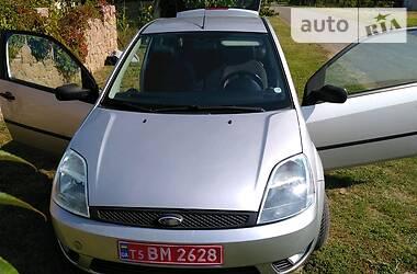 Ford Fiesta 2005 в Луцке