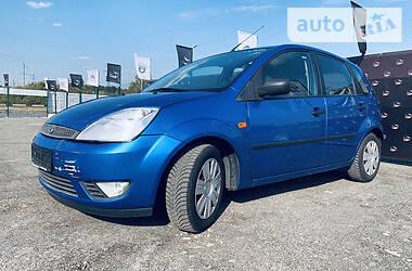 Ford Fiesta 2005 в Тернополе