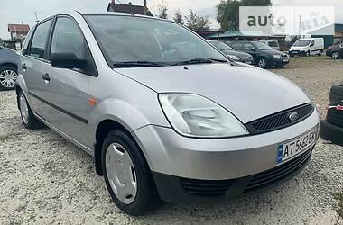 Ford Fiesta 2004 в Ивано-Франковске