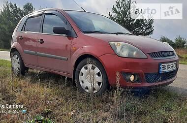 Ford Fiesta 2008 в Костополе
