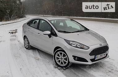 Ford Fiesta 2019 в Киеве