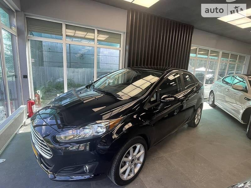 Седан Ford Fiesta 2019 в Харькове