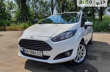 Седан Ford Fiesta 2019 в Києві