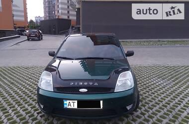 Хетчбек Ford Fiesta 2002 в Івано-Франківську