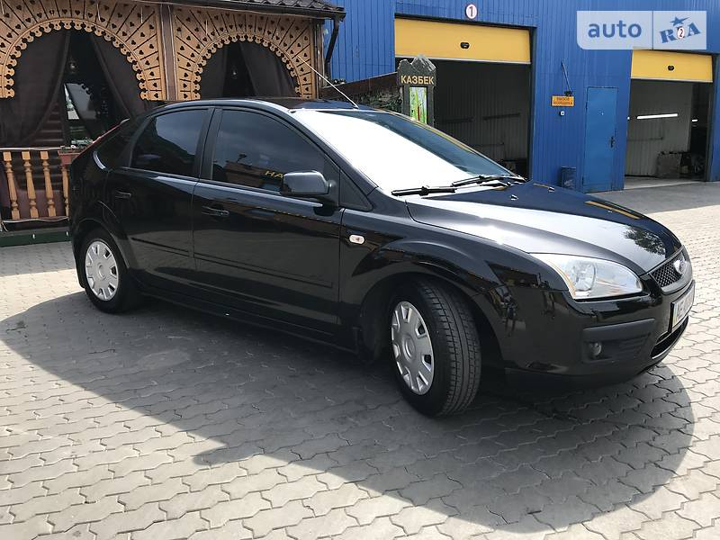 Ford Focus 2007 года в Днепре (Днепропетровске)