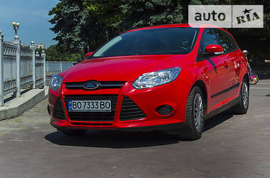 Ford Focus 2014 в Тернополе