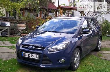 Ford Focus 2013 в Трускавце