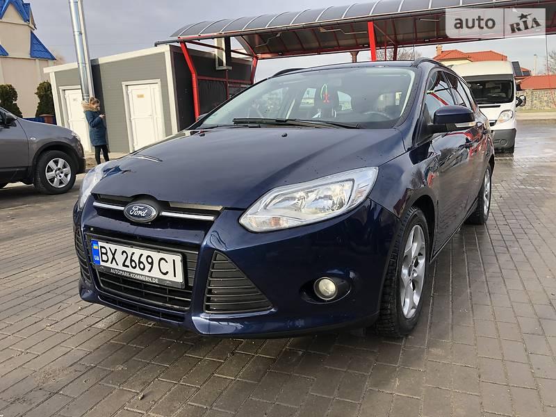 Ford Focus 2011 в Городке