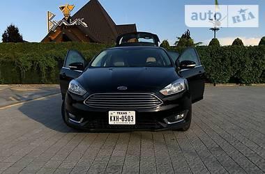Хэтчбек Ford Focus 2015 в Стрые