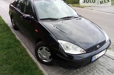 Седан Ford Focus 2002 в Львові