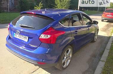 Хэтчбек Ford Focus 2013 в Львове
