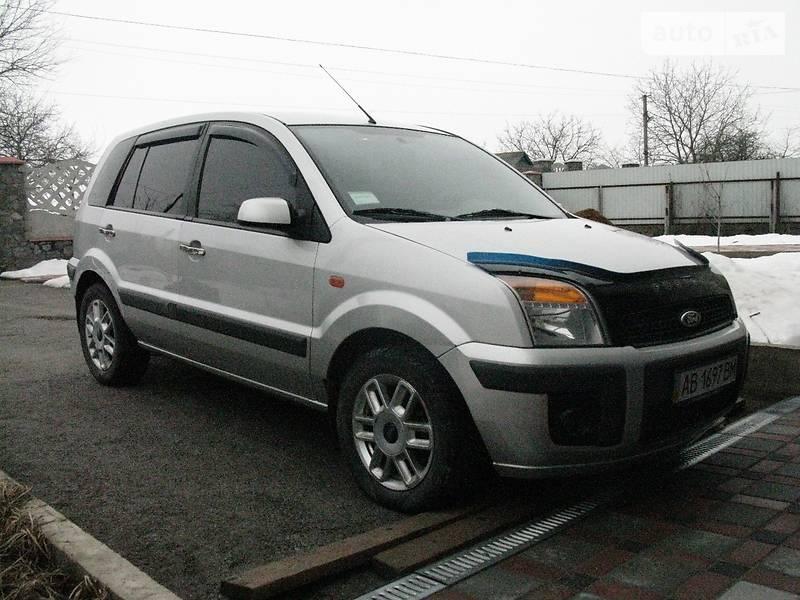 Ford Fusion 2006 в Виннице