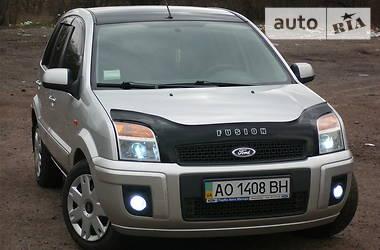 Ford Fusion 2011 в Иршаве