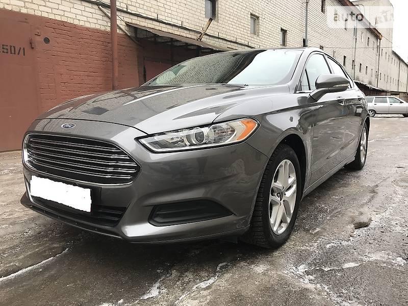 Ford Fusion 2014 в Харькове