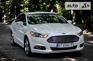 Ford Fusion 2014 в Чернівцях