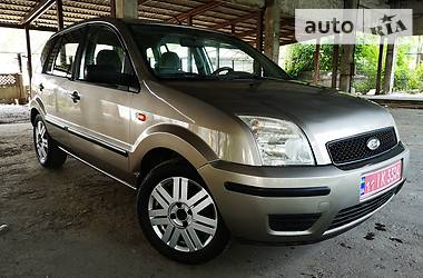 Ford Fusion 2004 в Киеве