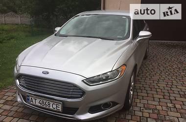Ford Fusion 2013 в Калуше