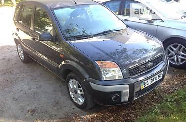 Ford Fusion 2008 в Львове