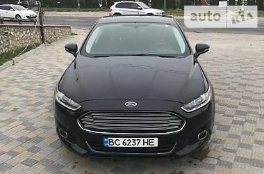 Ford Fusion 2016 в Тернополе