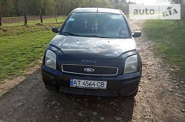 Ford Fusion 2004 в Ивано-Франковске