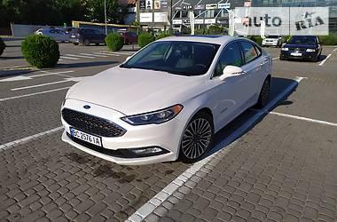 Ford Fusion 2017 в Львове