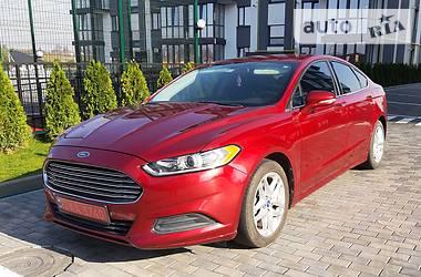 Ford Fusion 2014 в Луцке