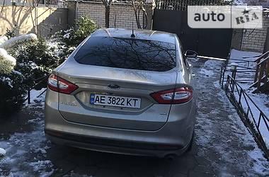 Ford Fusion 2015 в Новомосковске