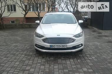 Ford Fusion 2016 в Чорткове