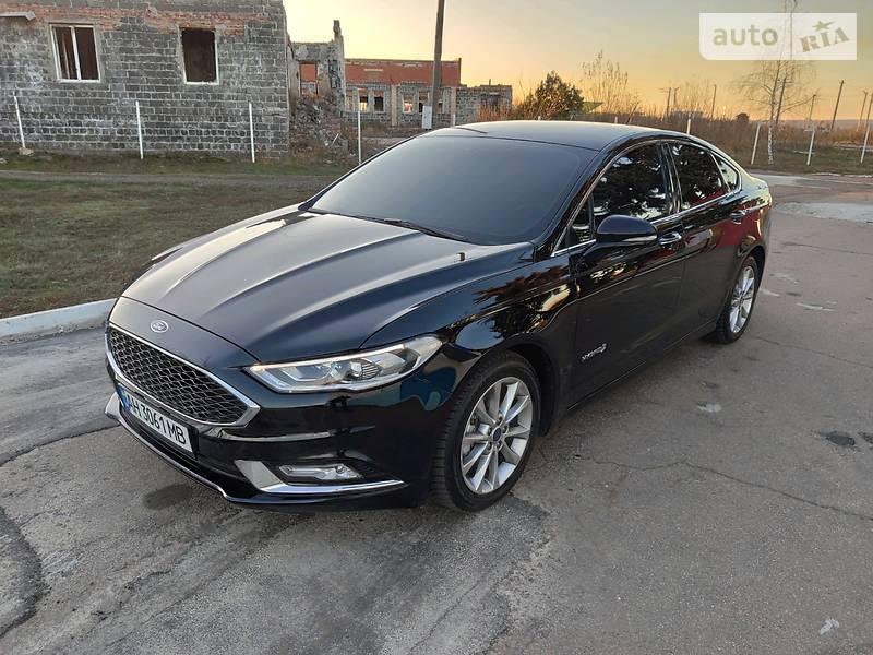 Ford Fusion 2016 в Славянске