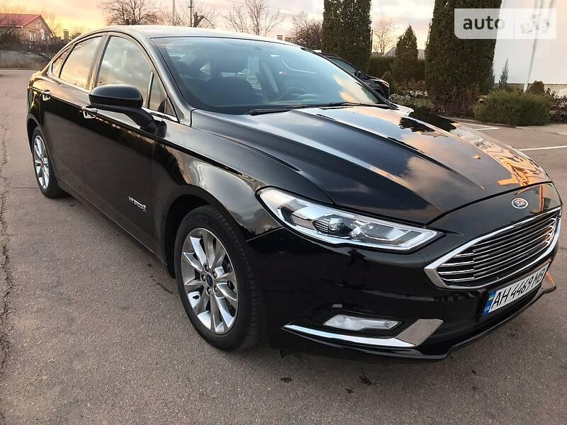 Ford Fusion 2017 в Изюме