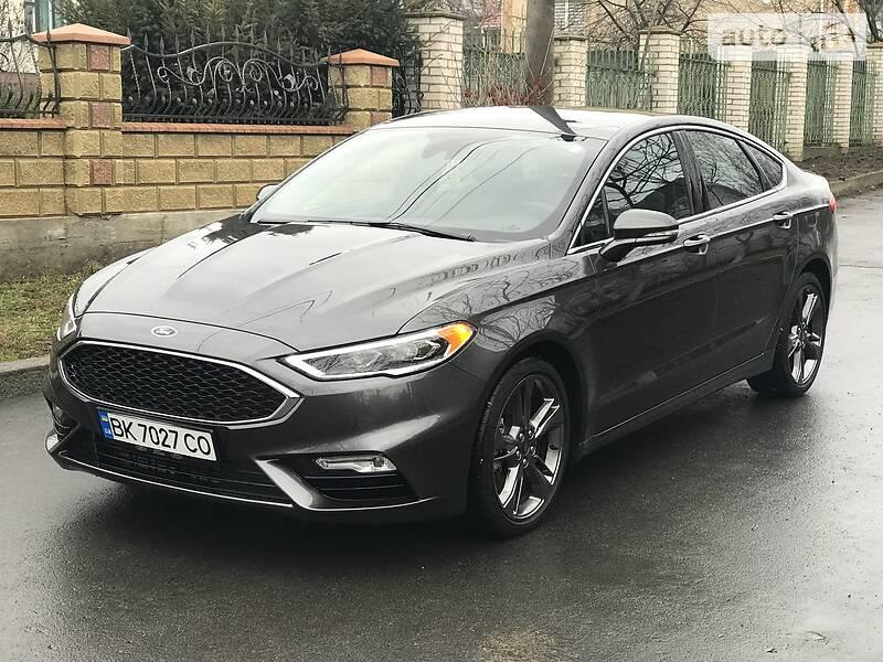 Ford Fusion 2017 в Ровно