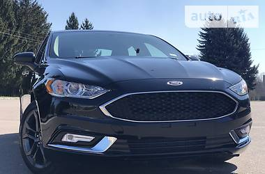 Ford Fusion 2018 в Ровно