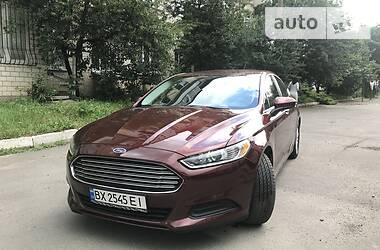 Ford Fusion 2016 в Хмельницком