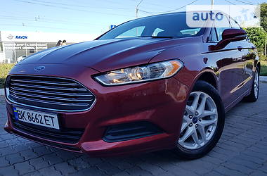 Ford Fusion 2013 в Хмельницком